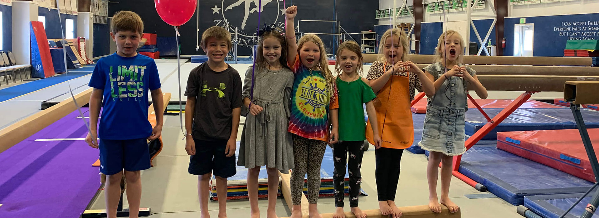 Gymnastics Training in Lakeway, TX close to Beecave and West Austin, TX